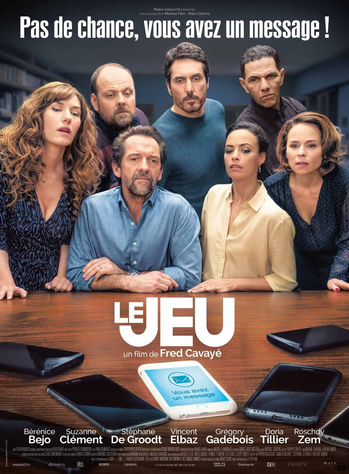 Le Jeu [HDRip] [Streaming] [Telecharger]