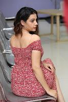 Diksha Panth in a Deep neck Short dress at Maya Mall pre release function ~ Celebrities Exclusive Galleries 032.JPG