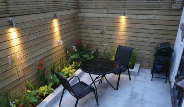 Ideas in Small Courtyards 8