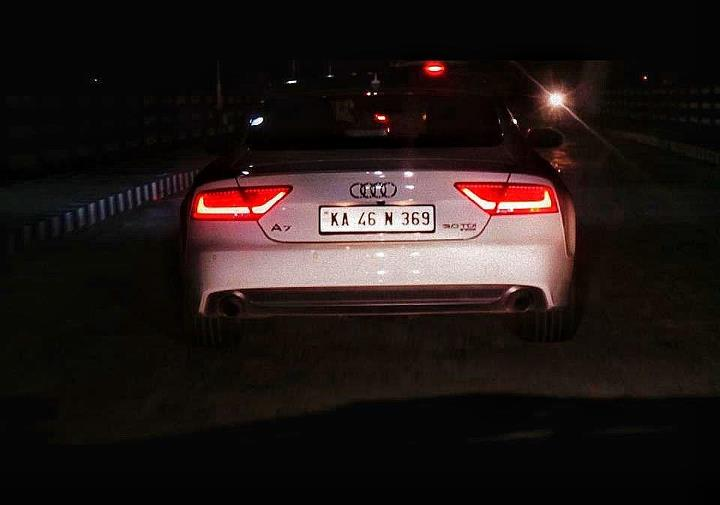 Stars And Cars Mammootty Car Collection Audi A7