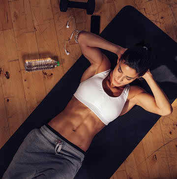 The 20-Minute Pilates Workout for Hardcore Abs