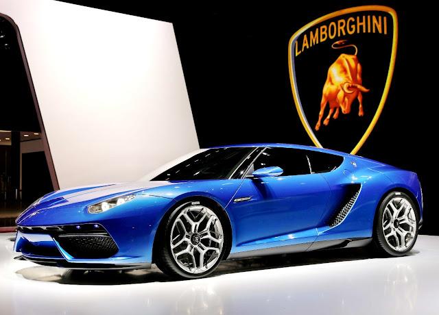 Lamborghini Asterion, SuperCar Konsep bertenaga 910 HP
