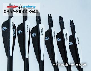 Jual Anak Panah (Arrow) Carbon Import  - 0857 2100 0940 (Fitra)