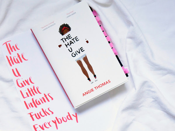 [Rezension] The Hate U Give - Angie Thomas