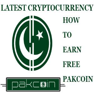 earn free pakcoin pak
