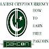 Earn Free Pakcoin/PAK