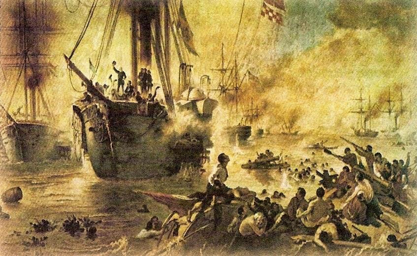 História da Marinha do Brasil