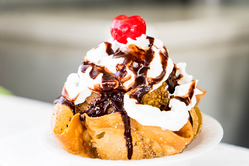 Fried Ice Cream Things to Do in Puerto Peñasco