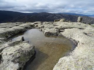 Zona alta del Cerro de Ulaca