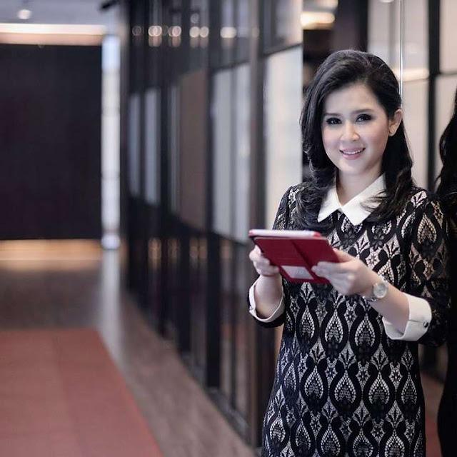 Biodata Profil Grace Natalie Ketua Partai Solidaritas Indonesia Serta Biografi Dan Foto