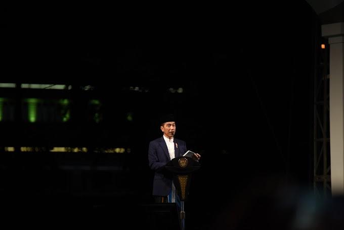 Jokowi Beberkan Peran Ulama dan Santri Menjaga Keutuhan Indonesia