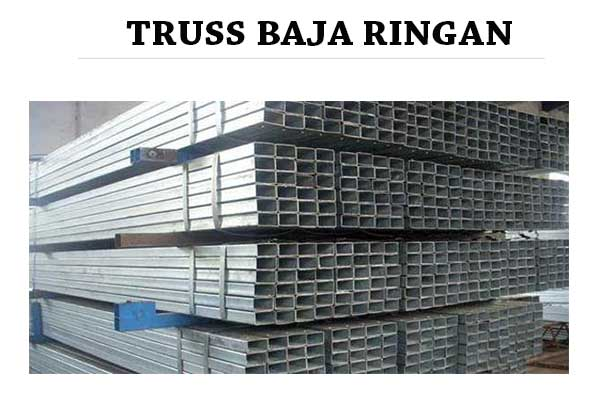 harga baja ringan per batang murah truss perbatang 2018 supplier readymix