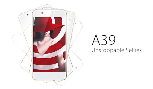 Seputar Smartphone Terbaru daru OPPO A39