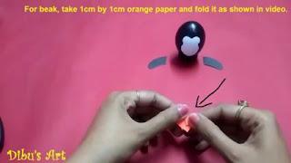 kerajinan cangkang telur sederhana