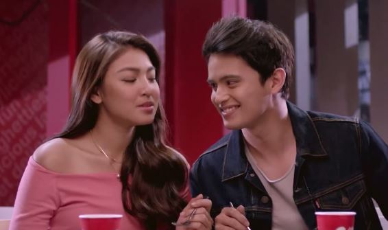 James Reid and Nadine Lustre star in new Jollibee