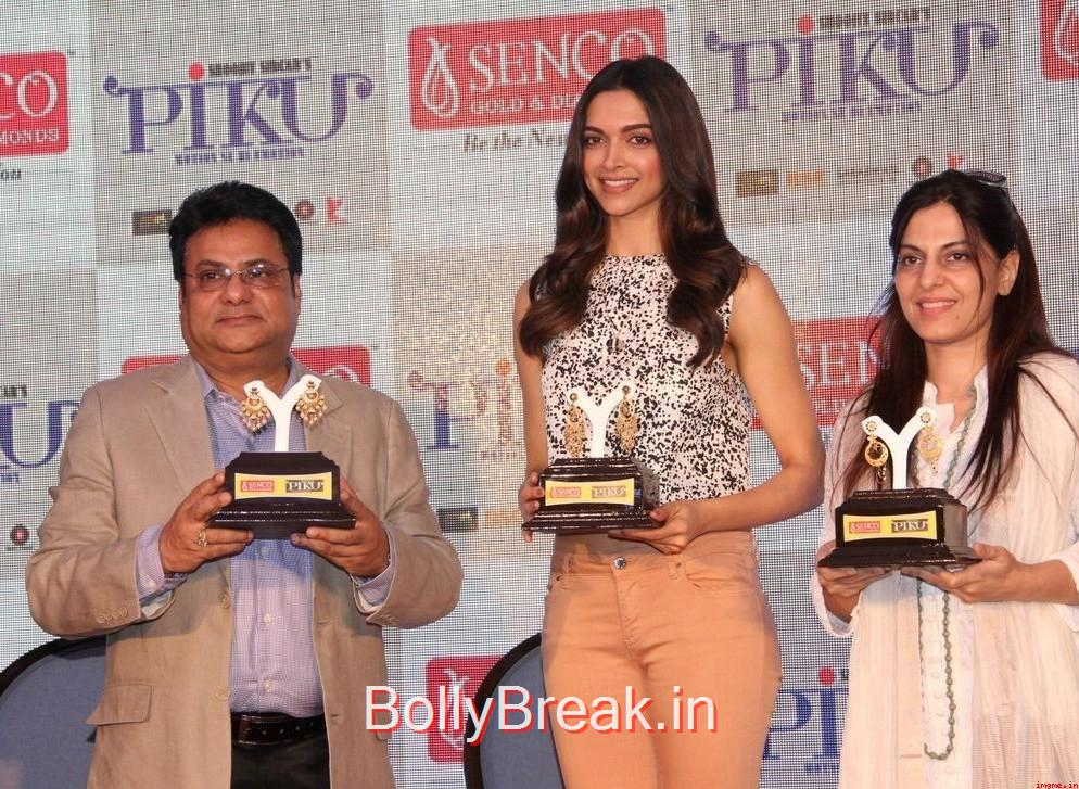 ,  Deepika Padukone Hot Pics In Senco Gold and Diamond Jewellery