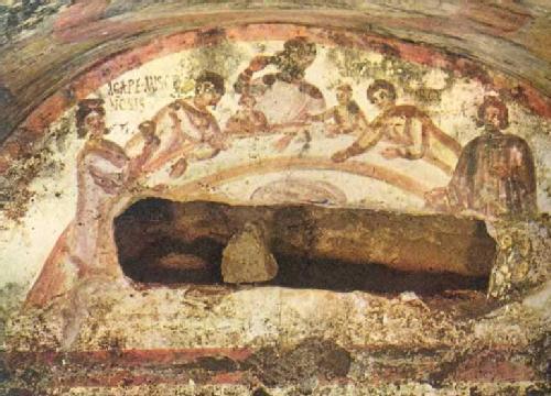 Resultado de imagem para arte paleocristã