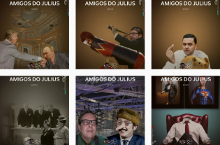 JULIUS NO FLIPBOARD