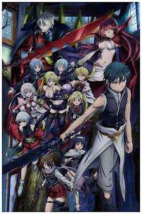 Trinity Seven Movie 2: Tenkuu Toshokan to Shinku no Maou