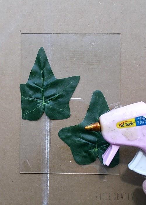 DIY Spring Botanical Art - diy instructions