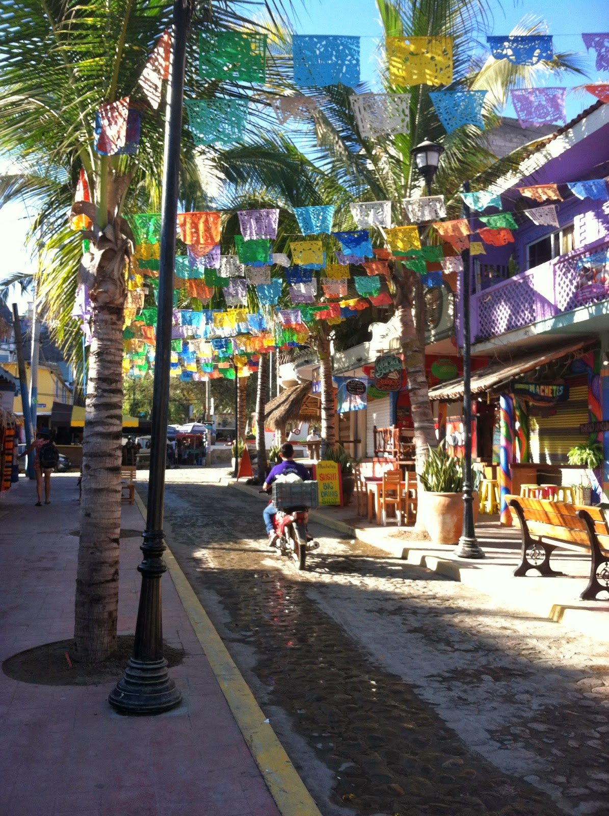 Lessons From Mexico Colorful Streets Lively Public Space Hoffy Tours