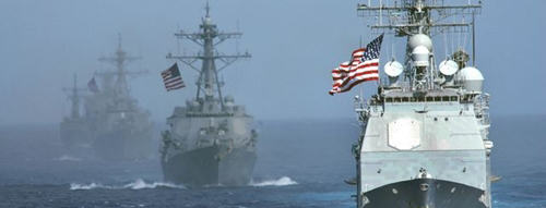 Hoa Kỳ tiếp tục điều thêm quân về Châu Á: Hạm Đội Ba của Hoa Kỳ quay trở lại vùng biển châu Á Thái Bình Dương