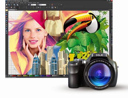 إضافة التأثيرات على الصور الرقمية