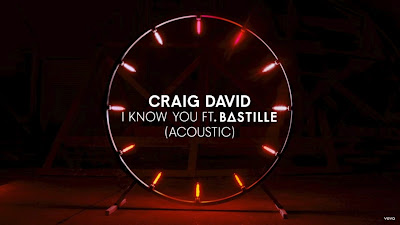 Craig David - I Know You ft. Bastille (#Acoustic)(#Audio)