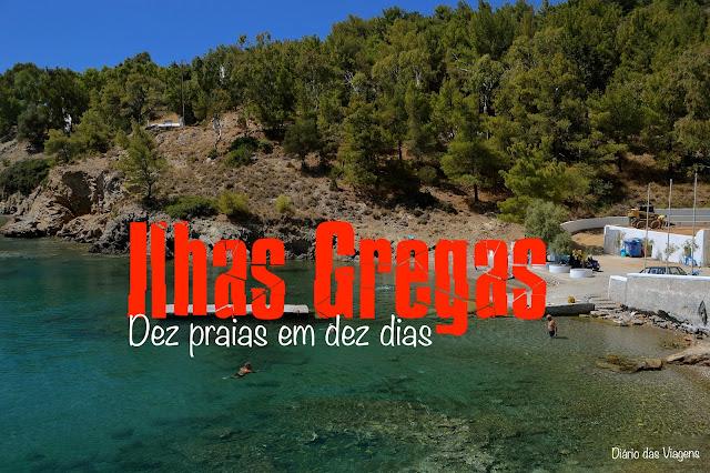 Visitar as ilhas gregas, Roteiro