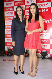 Actress Catherine Tresa Unveils Intex Air Conditioners  0213.jpg