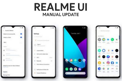 How to Dowload Realme UI and Install ROM Realme UI manually 100% Work!