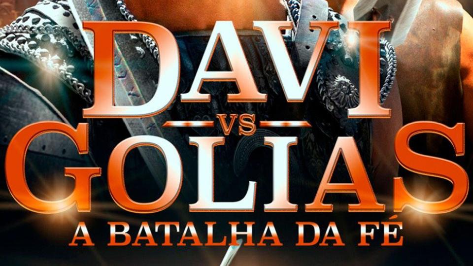 Filme Evangélico Davi e Golias a Batalha da Fé