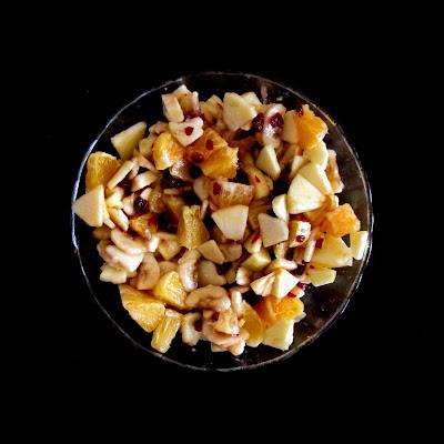 Gotowa sałatka