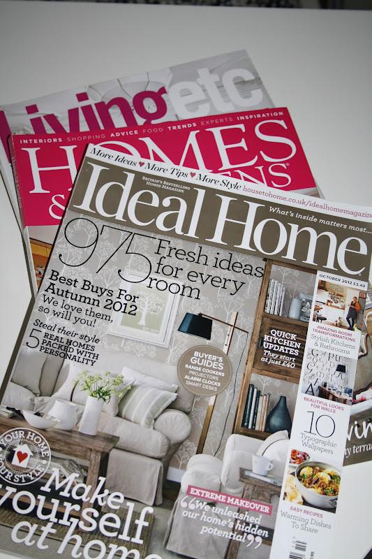 Gingolotti di riviste di arredamento e case dei sogni for Riviste di case
