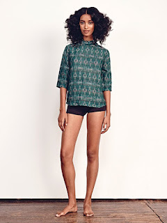 Ace & Jig Emerald Sylvia Top