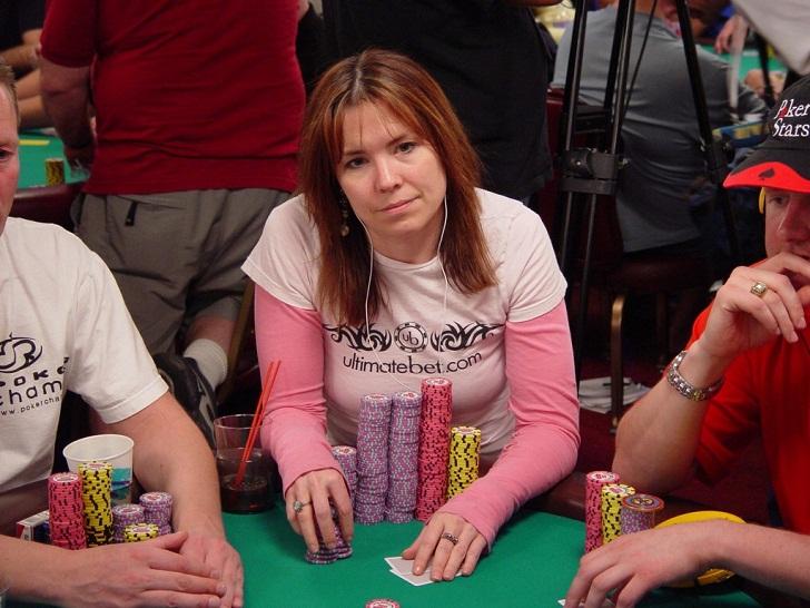 Annie Duke, Pemain Poker Wanita Terkaya di Dunia