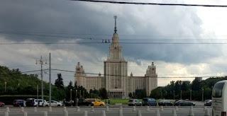 Universidad de Moscú.
