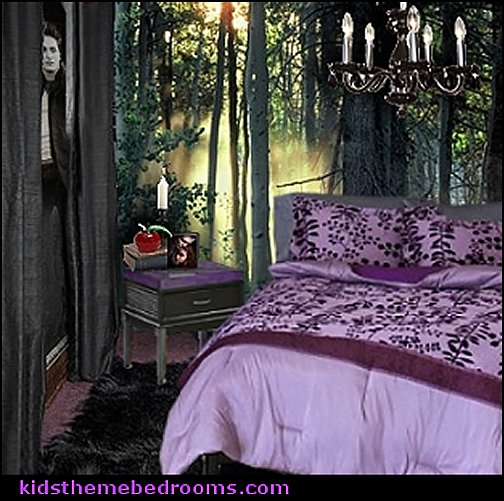 twilight bedroom decorating ideas - twilight bedroom decor - twilight bedroom ideas  -  twilight saga home decor - twilight saga themed bedroom ideas - bedding ideas for a twilight bedroom  - twilight jacob bedroom ideas  -  twilight edward bedroom decorating ideas -  twilight bella swan bedroom ideas -  Twilight Saga Movie Posters  - Twilight themed bedroom for teens - movie themed bedroom ideas