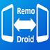Esta es una aplicación de control remoto, que le permite controlar los dispositivos Android con cualquier otro teléfono