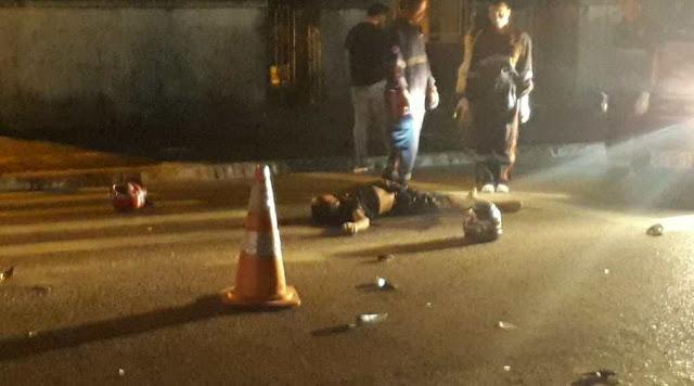Colisão entre moto e carro deixa vítima fatal em Santarém