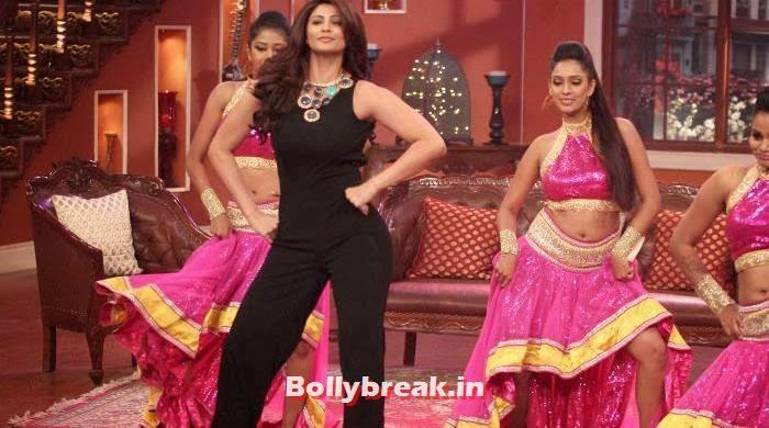 Daisy Shah, Salman Khan & Daisy Shah on Comedy Nights with Kapil