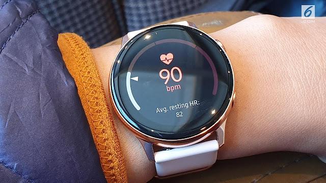 Akan Segera Hadir Di Indonesia Samsung Galaxy Watch Active, Ketahui Spesifikasinya