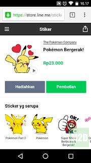 Pokemon Bergerak!