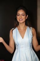 Shanvi Looks super cute in Small Mini Dress at IIFA Utsavam Awards press meet 27th March 2017 34.JPG