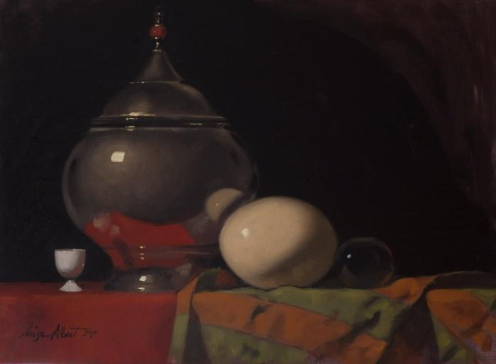 Итальянский художник. Luisa Albert