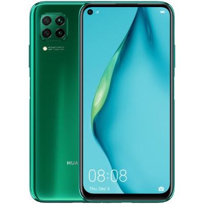 Huawei P40 Lite verde