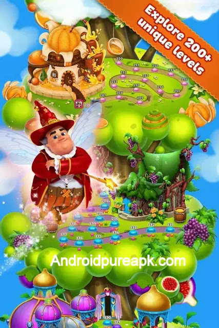 Fruit Land match 3 for VK Mod Apk
