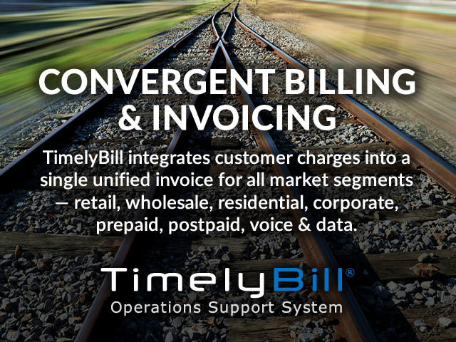 Convergent Billing Software for CSPs