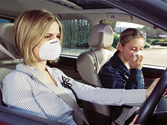 Sour Milk Smell In Car Seat