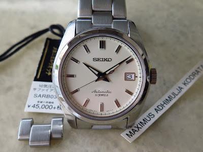 ... terutama yang mencari jam tangan harian dengan warna dial Putih    Broken White.. nyaman dipakai sebagai jam tangan harian... model Classic  abisss. 1f96d20a9f